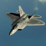 F-22A «Рэптор» — американский истребитель пятого поколения