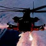 Sikorsky H-53. Вертолёт для спецопераций и минный тральщик » Неизвестная авиация