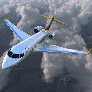 3d model Business Jet Bombardier Global 6000 3d molier 300x300 - Амстердам заказать самолет город: Амстердам страна: Нидерланды