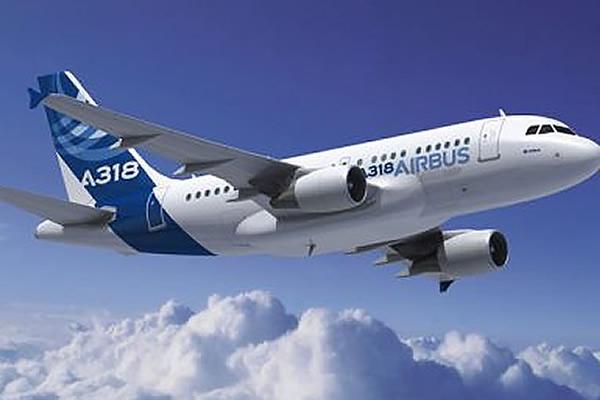 Airbus 319 Corporate Jet - Бизнес джет