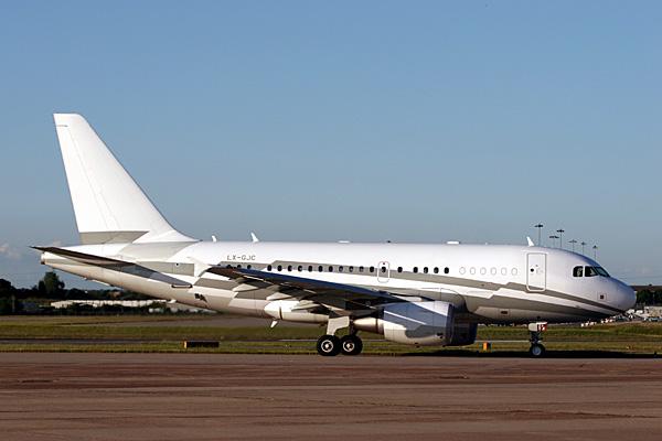 Airbus A318 Elite - Бизнес джет