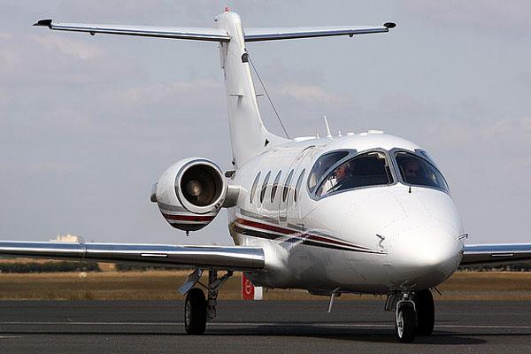 Beech Beechjet 400A - Бизнес джет