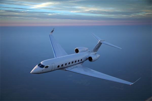 Gulfstream G650ER - Бизнес джет