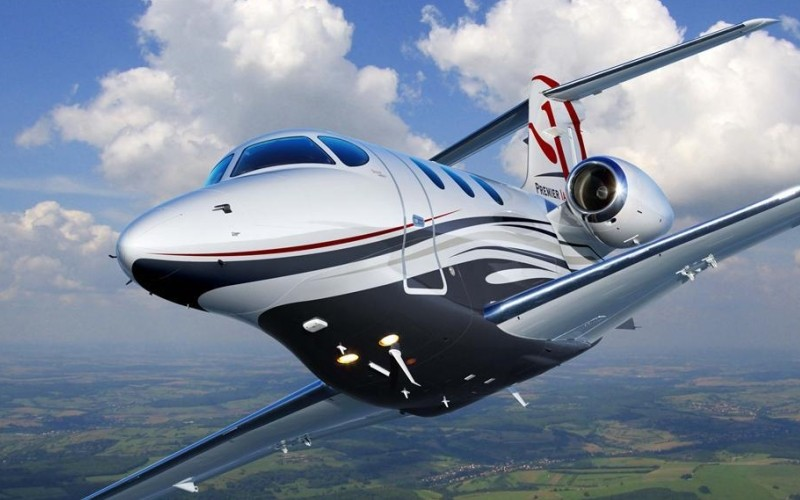 Hawker Beechcraft Premier I 2 c800x500 - Частный самолет