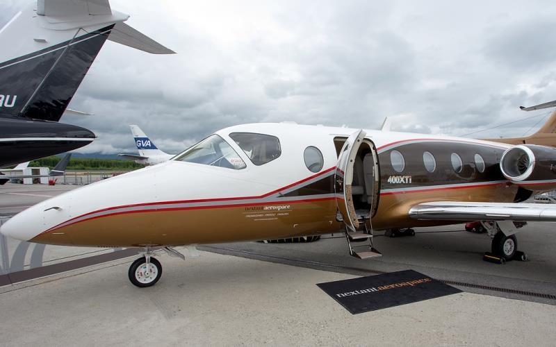 Nextant 400XTi 2 c800x500 - Частный самолет