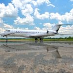Bombardier Global 6000 VVIP business jet