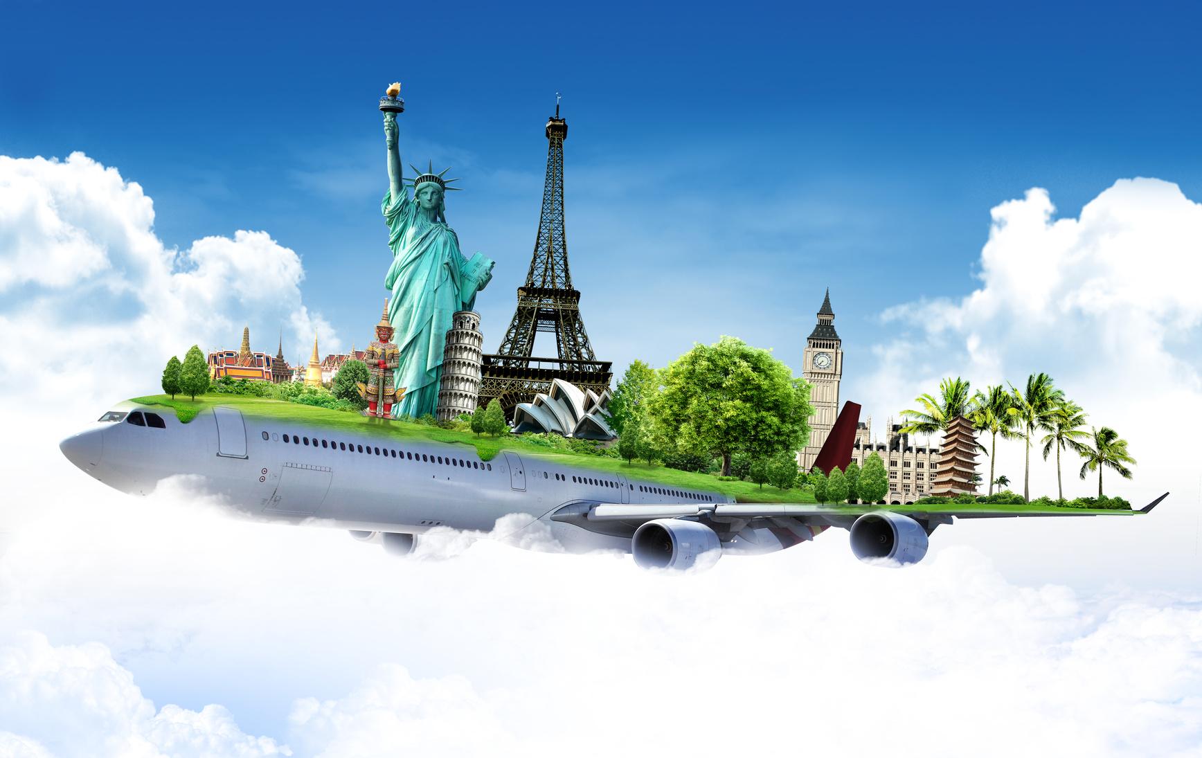 Fotolia 52524563 Subscription Monthly M - Если вас укачивает во время перелета – советы врача