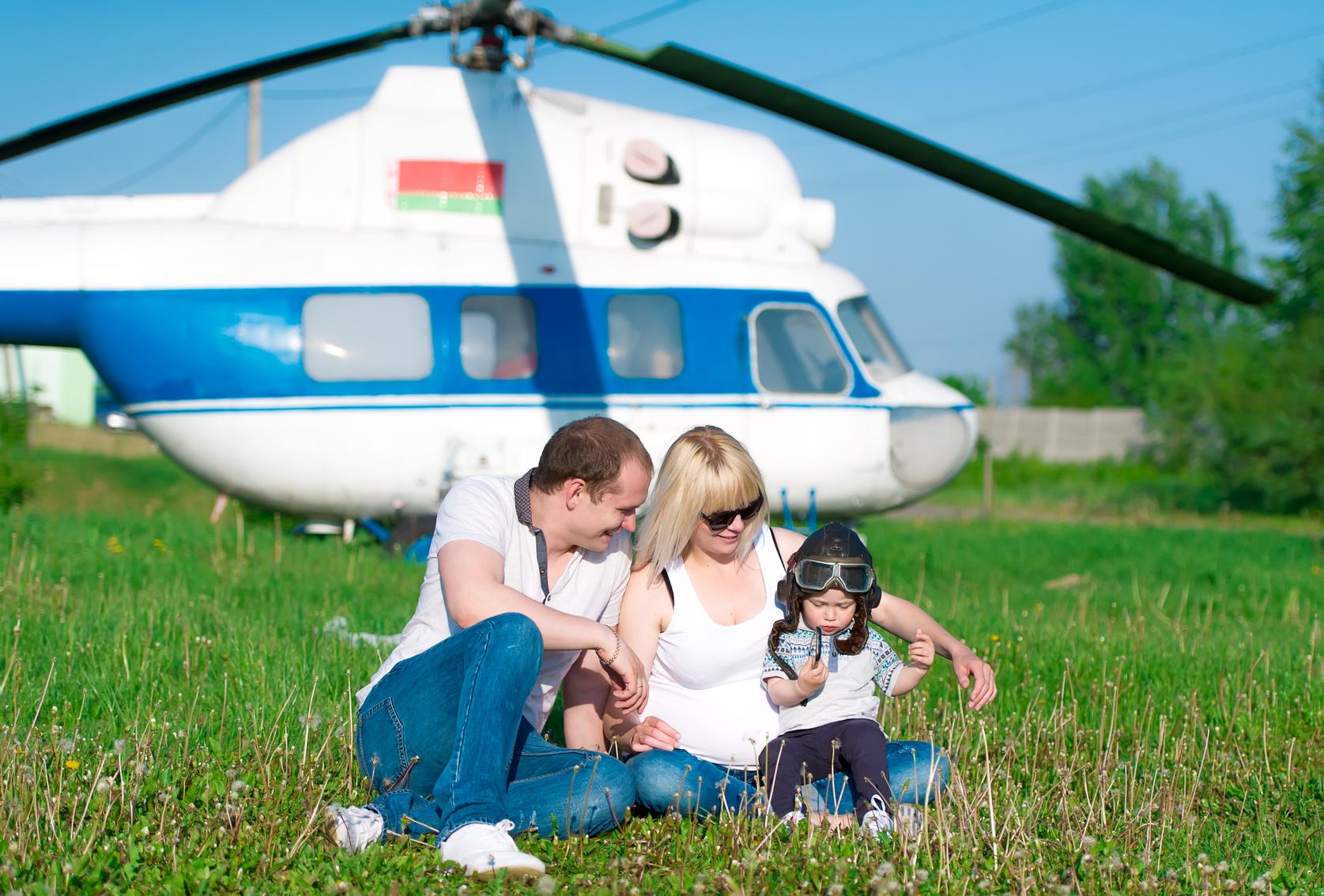 Аренда самолета для семейного отдыха