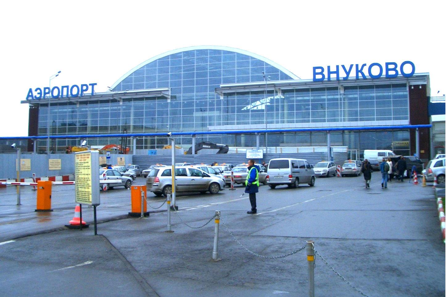1 1 - Вертодром Внуково-3 принял первый рейс
