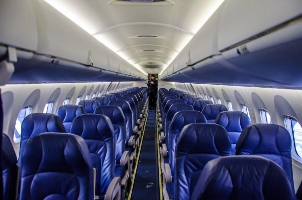 Где будут испытывать интерьеры для самолетов?