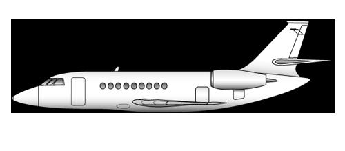 11 dassault falcon 2000 lx lx evm t 1 - Dassault Falcon 2000LX