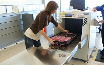 В аэропорту Ташкента сканирование багажа стало автоматизированным