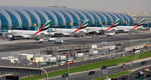 3 6 - Стремительно растет пассажиропоток второго аэропорта Дубая