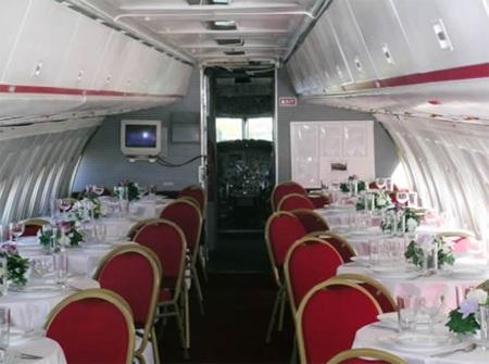 Наша свадьба в самолете