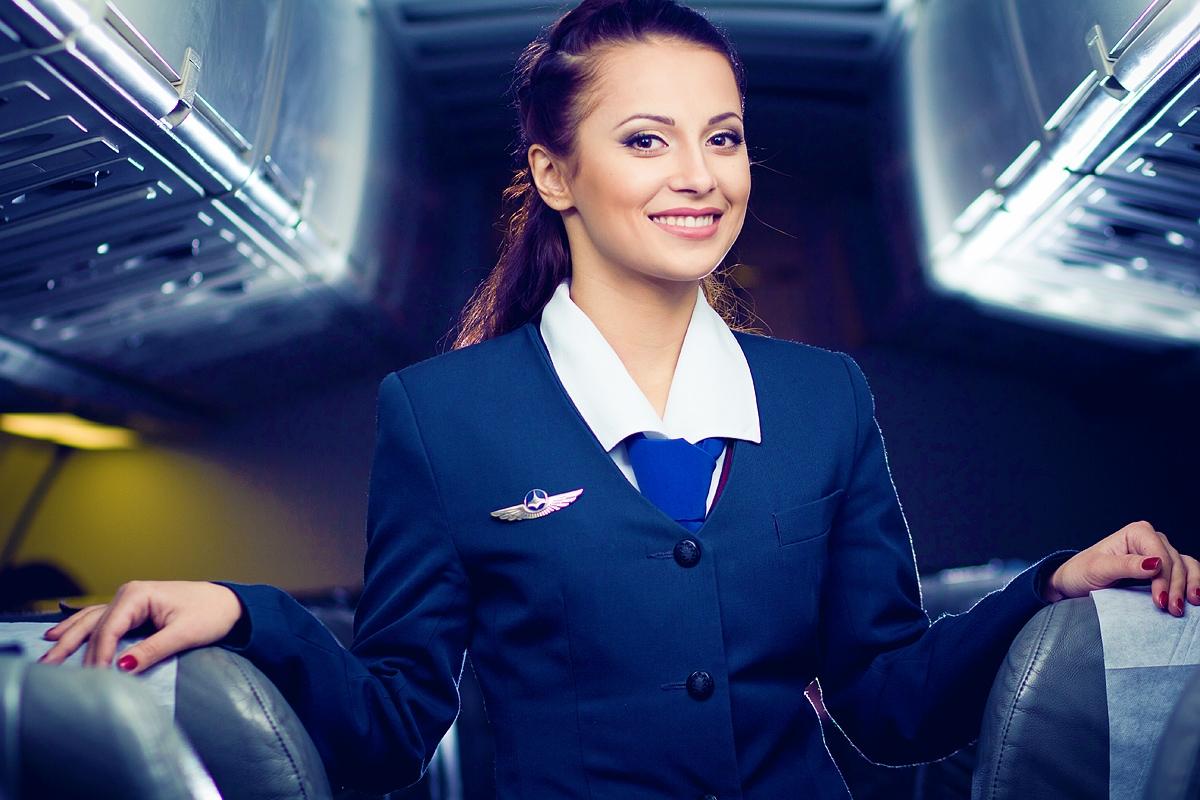 5 1 - Стюардессы частных самолетов