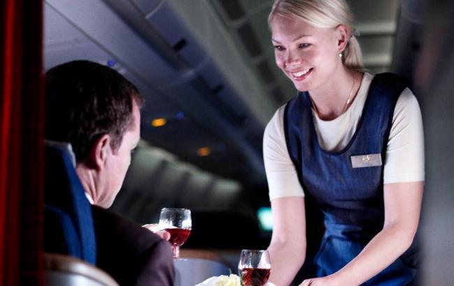 Стюардессы частных самолетов