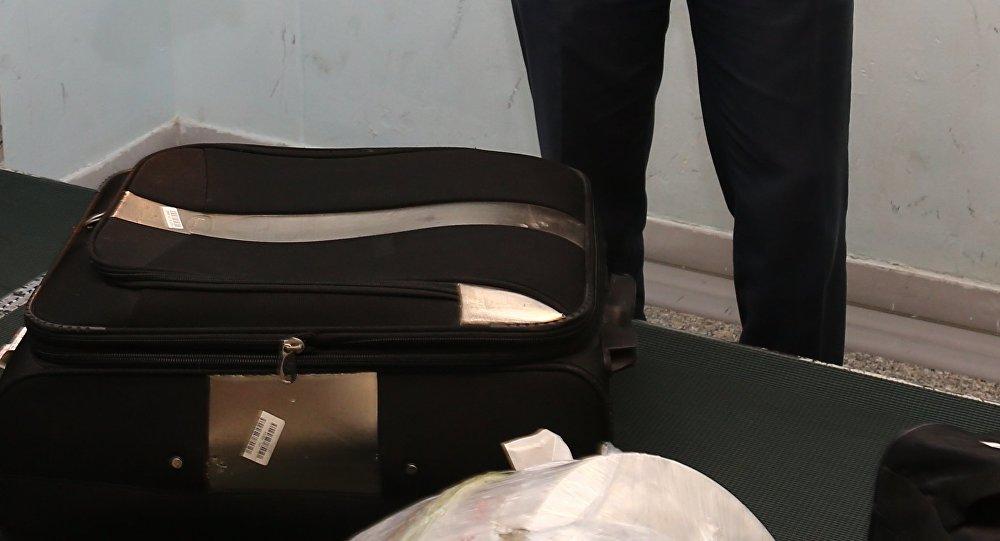 6 3 - В аэропорту Ташкента сканирование багажа стало автоматизированным