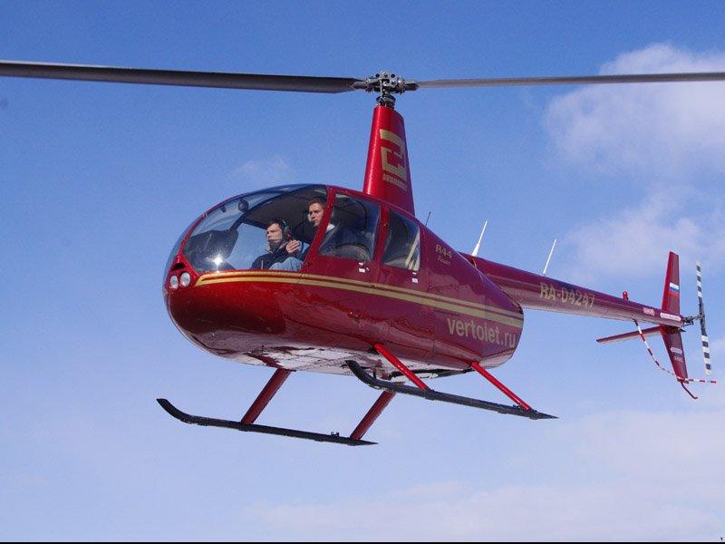 8 1 - Прогулка на вертолете над Лазурным Берегом