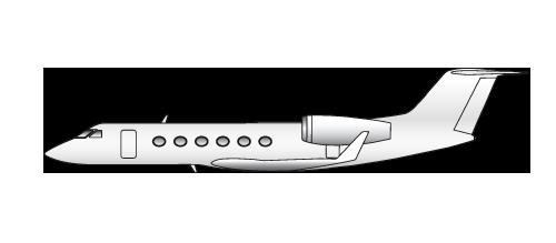 8 gulfstream g450 oe lai sketch - Самолет Gulfstream G450