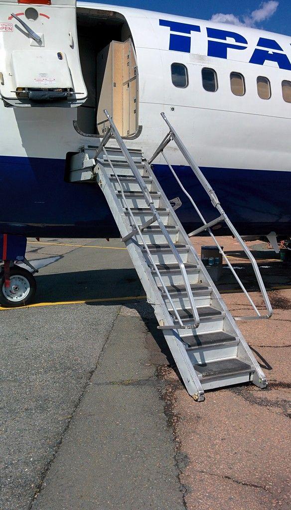 A310 300 sammolet trap 1 - Самолет airbus А310-300