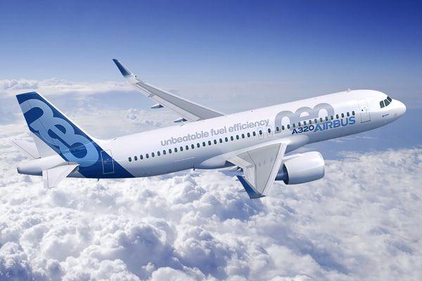 A320 230 2 - Самолет A320-230