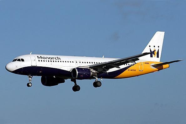 A320 230 4 - Самолет A320-230