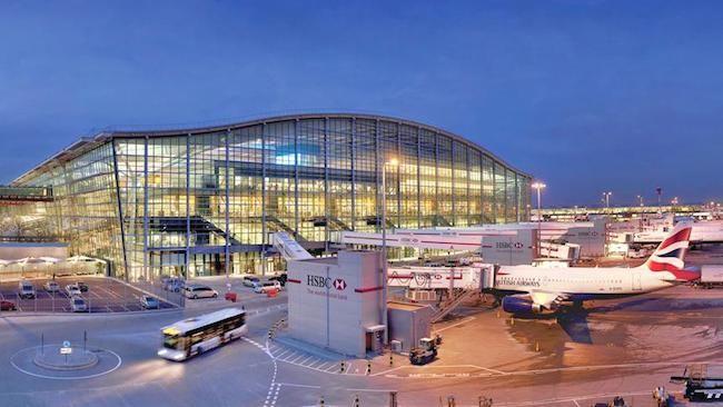 Aeroport Stansted 1 - Аэропорт Станстед