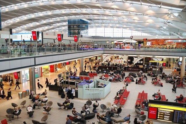 Aeroport Stansted 2 - Аэропорт Станстед