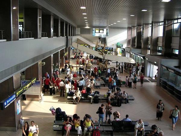 Airport Genri Koanda 1 - Аэропорт Анри Коанда