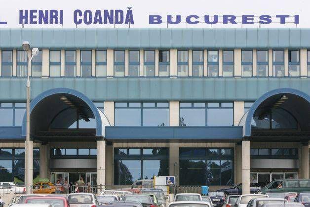 Airport Genri Koanda 2 - Аэропорт Анри Коанда