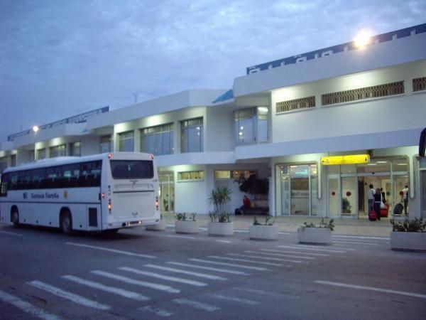 Airport Habib Burgiba 1 - Аэропорт Монастир имени Хабиба Бургибы
