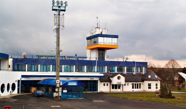 Airport Tyrgu Muresh 1 - Аэропорт Тыргу-Муреш
