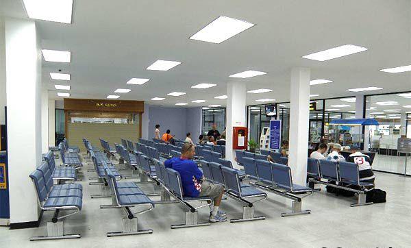 Airport Utapao 1 - Аэропорт У-Тапао Паттайя - UTP - VTBU - Pattaya