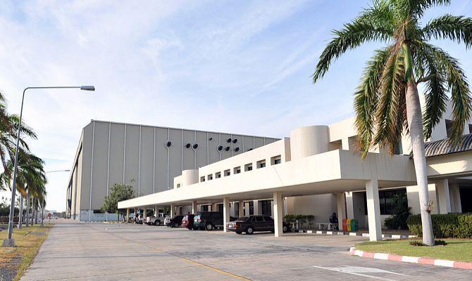 Airport Utapao 2 - Аэропорт У-Тапао Паттайя - UTP - VTBU - Pattaya