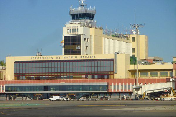 Barahas aeroport 3 - Адольфо Суарес Аэропорт Мадрид-Барахас