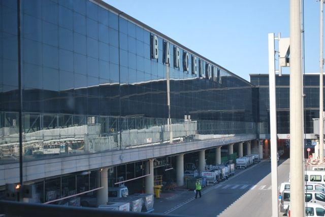 Barselona aeroport 2 - Аэропорт Барселона Эль-Прат