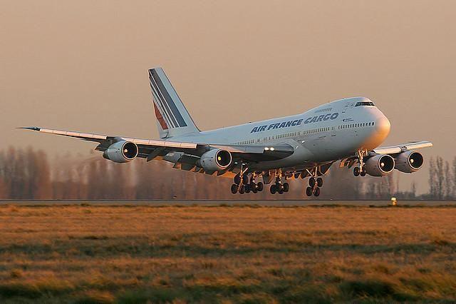 Boeing 747 200B trap 1 - Boeing 747-200B