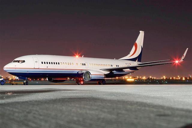 Boeing Business Jet 3 - Boeing Business Jet