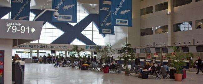 Bucharest Airport Baneasa 2 - Аэропорт Бухарест Бэняса