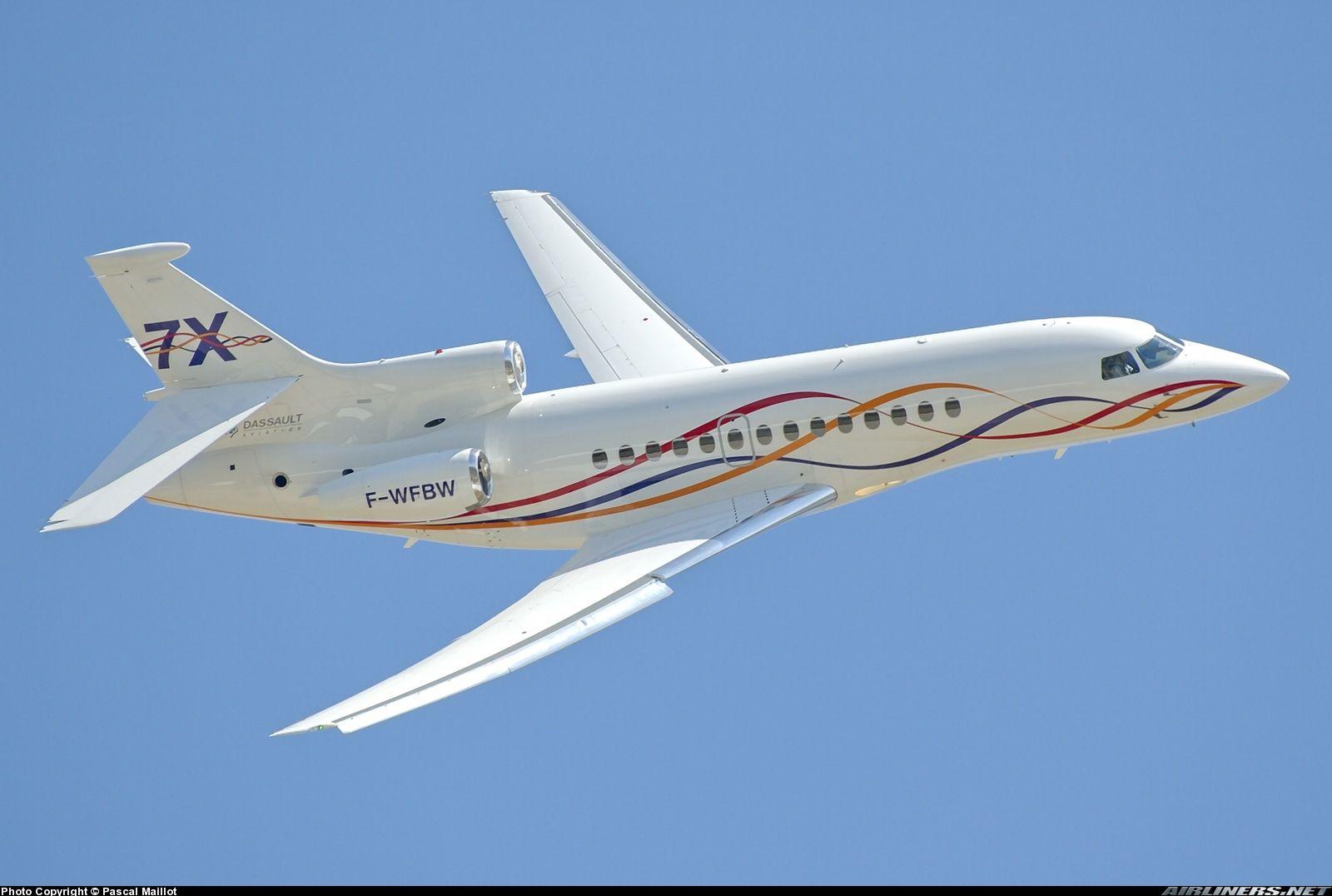 DASSAULT FALCON 7X 2 - О некоторых аспектах владения личным самолетом