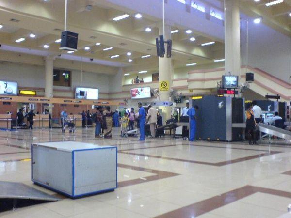 Dabolim aeroport 2 - Аэропорт Гоа Даболим