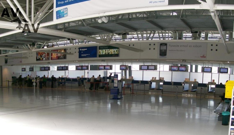 Аэропорт Дубровник DBV (LDDU)