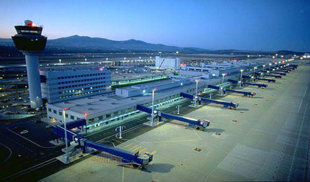 Elefterios Venizelos aeroport 1 - Аэропорт Элефтериос Венизелос