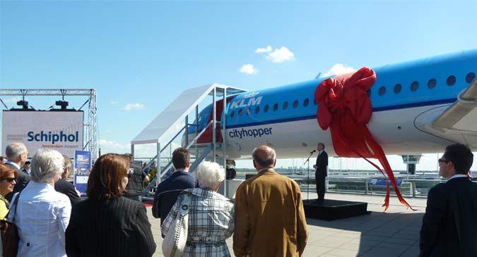 Fokker 100 1 - Fokker 100