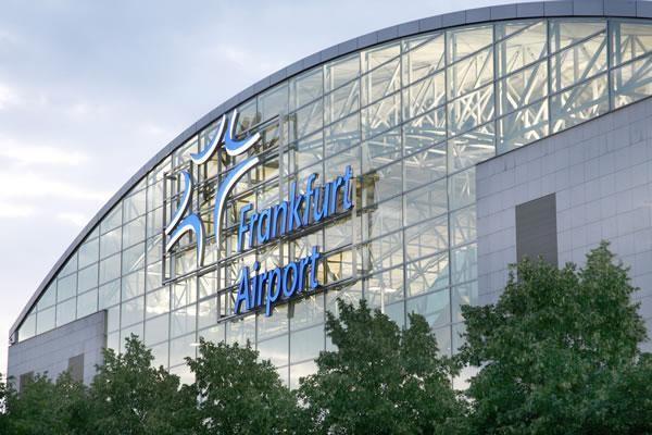 Frankfurt na Mayne aeroport 1 - Аэропорт Франкфурт