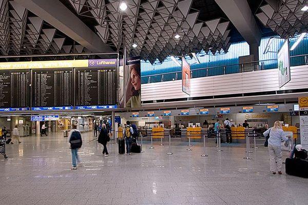 Frankfurt na Mayne aeroport 2 - Аэропорт Франкфурт
