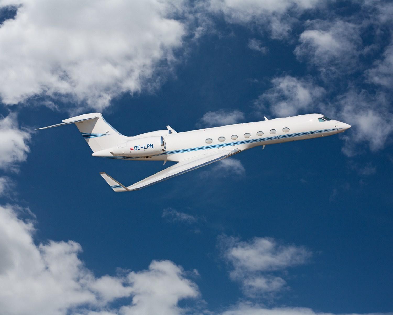 Gulfstream G550 - Gulfstream G550