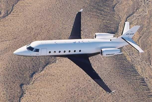 Gulfstream 200 4 - Gulfstream 200