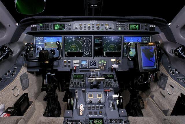 Gulfstream 550 2 - Gulfstream 550