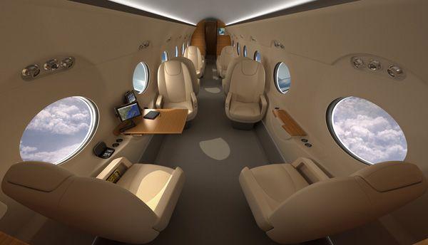 Gulfstream 550 3 - Gulfstream 550
